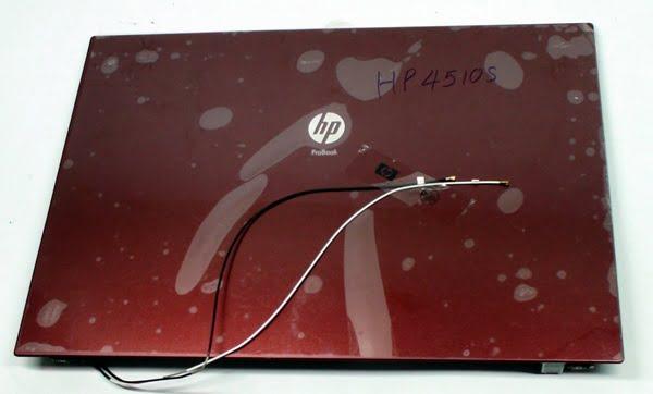 Vỏ Laptop HP Probook 4510s (Màu Đỏ