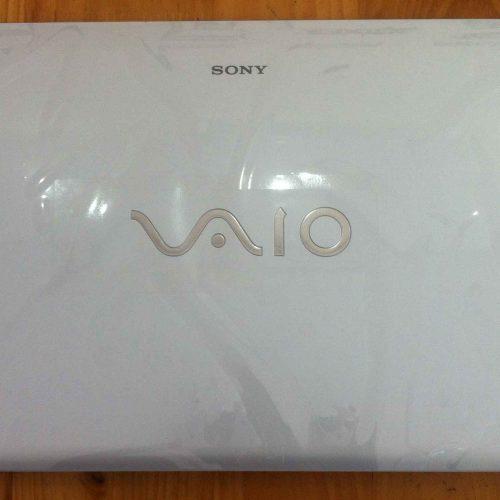 Vỏ Laptop Sony Vaio Sve14 (Màu Trắng)
