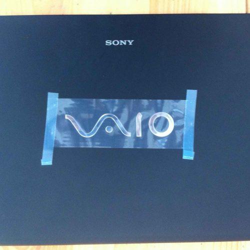 Vỏ Laptop Sony Vaio Sve14 (Mặt Nắp) Đen