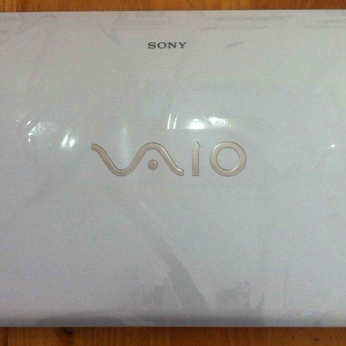 Vỏ Laptop Sony Vaio Sve14 (Mặt Nắp) Trắng