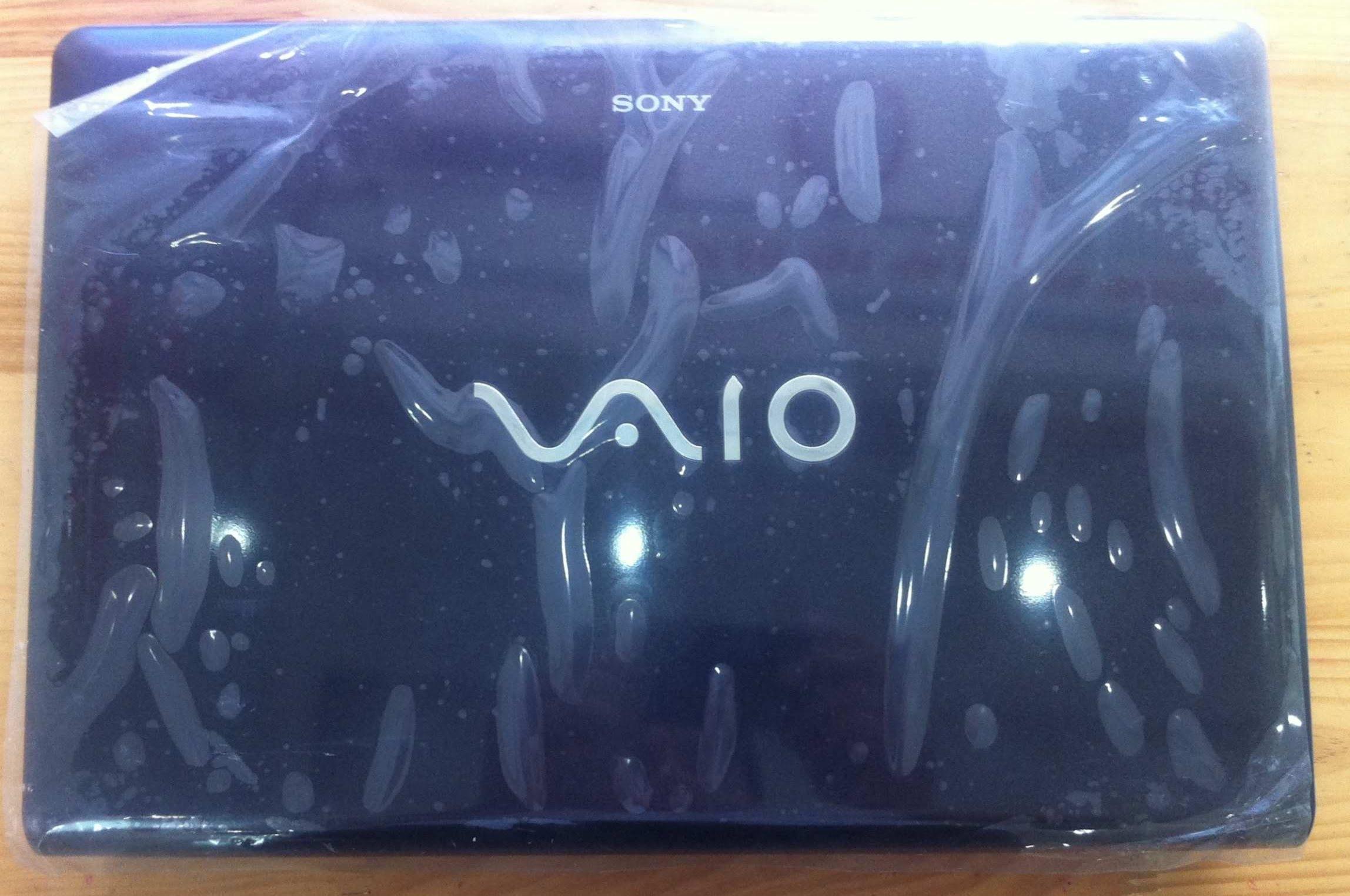 Vỏ Laptop Sony Vaio Vpceb (Mặt Nắp