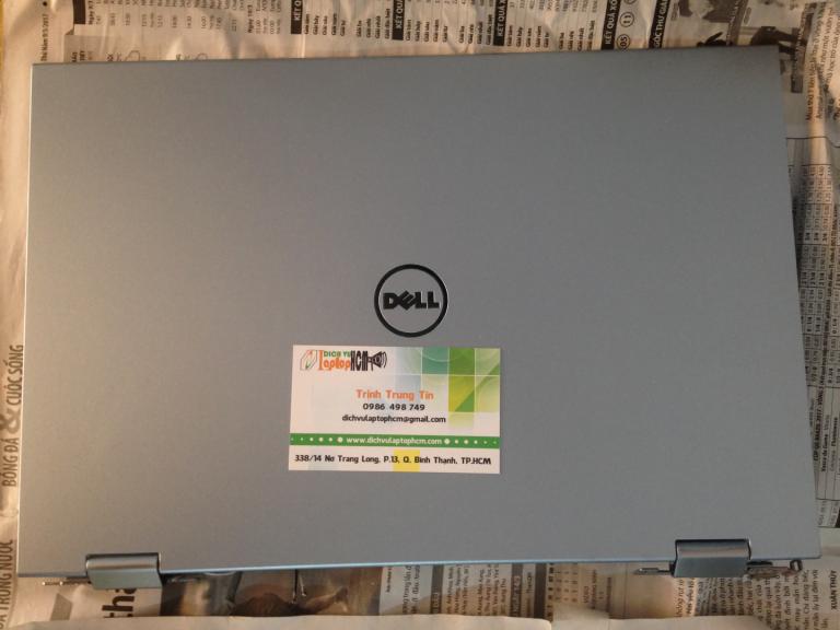 Vo Laptop Dell Inspiron 7348 Core i5 i7 Cam Ung-a