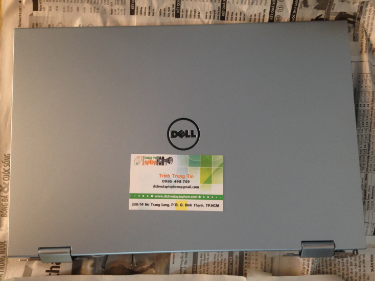 Vo Laptop Dell Inspiron 7348 Core i5 i7 Cam Ung-a