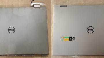 [Sơn-Thay Màn Hình] Laptop Dell Inspiron 7348 Màn Hình Cảm Ứng 360