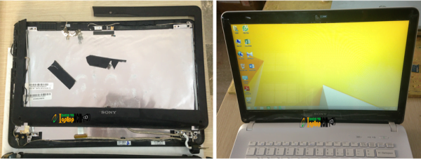 thay vỏ laptop sony vaio svf14