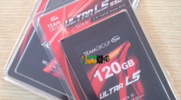 o-cung-SSD 120GB Team Group Ultra L5 Sata III 2.5 inch
