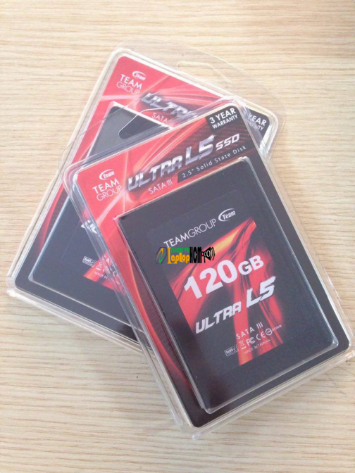 o-cung-SSD 120GB Team Group Ultra L5 Sata III 2.5 inch