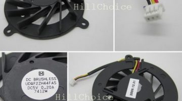 Fan-Quạt Tản Nhiệt Cpu Asus A8 A8j A8f Z99 X80 N80 N81 F3j F8s Z53j Z53 M51 (3pin)