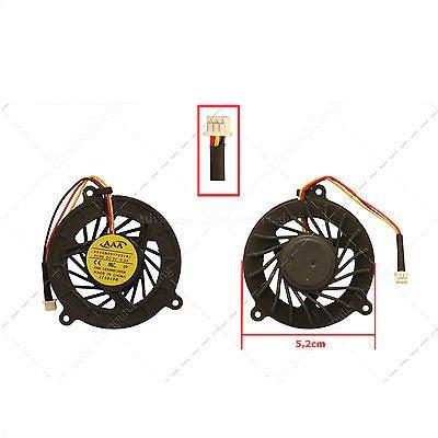 Fan-Quạt Tản Nhiệt Cpu Asus A8 F3 F8 A6000 Z99j Z91v Z53 X53 (3pin)