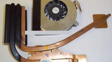 Fan-Quạt Tản Nhiệt Cpu Dell Inspiron 1440 Series