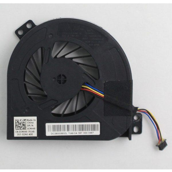 Fan-Quạt Tản Nhiệt Cpu Dell Precision M4700 Gpu (Card Đồ Họa)
