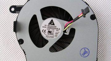 Fan-Quạt Tản Nhiệt Cpu HP Compaq Cq62 Cq72 G72 G62 G42 Series (3pin)