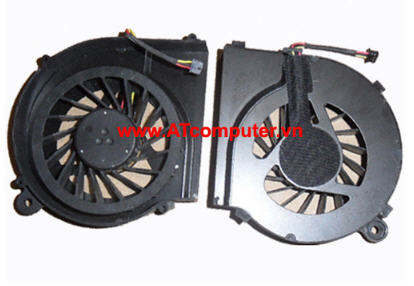 Fan-Quạt Tản Nhiệt Cpu HP Compaq Presario Cq62 G62 Series