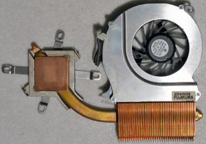 Fan-Quạt Tản Nhiệt Cpu HP Nc6000 Nx5000 Series