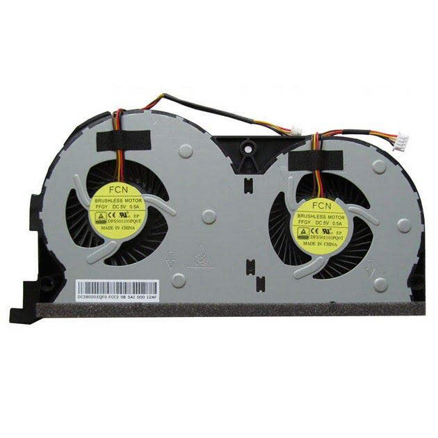 Fan-Quạt Tản Nhiệt Cpu IBM Lenovo Yoga Y50 Y50-70 Y50-70as Y50-80