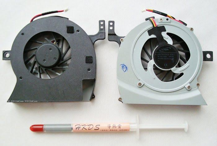 Fan-Quạt Tản Nhiệt Cpu Toshiba Satellite L645d L645d-S4025 L645-S4026