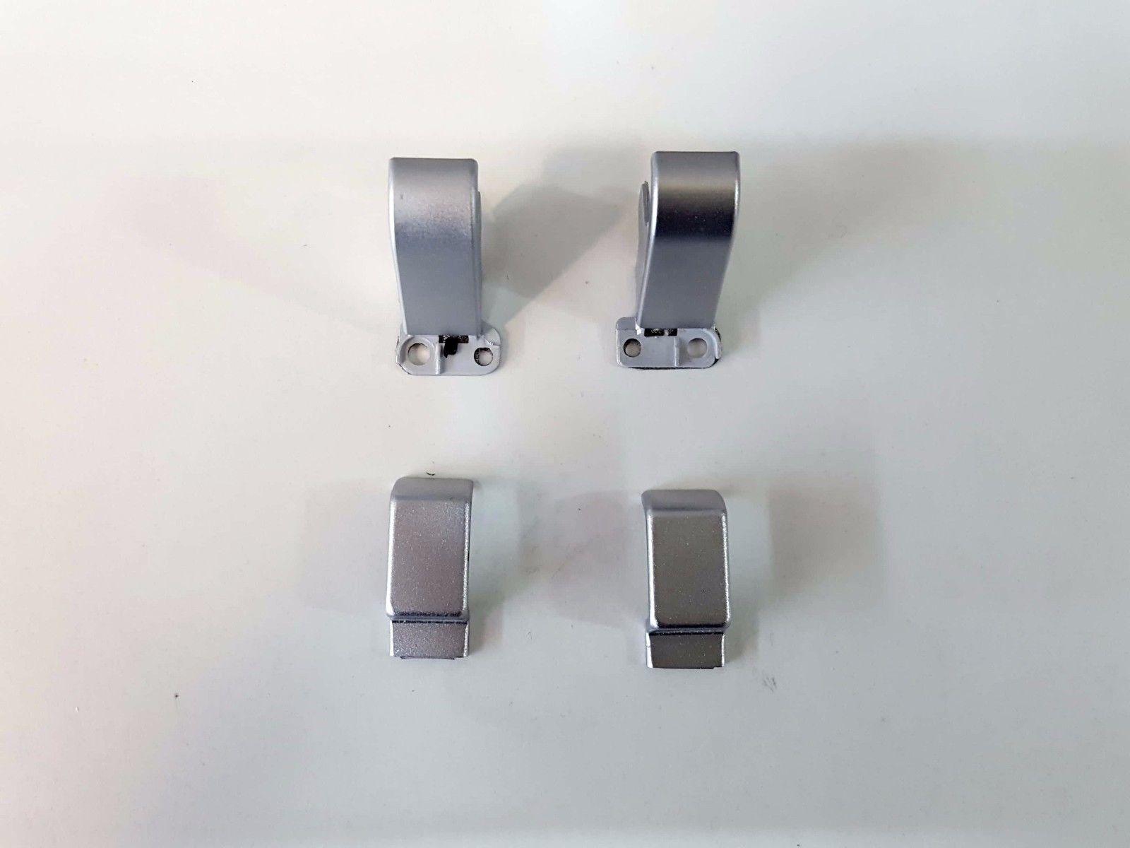 Chụp Bản Lề HP DV6-6000 - Hinges Plastic Covers