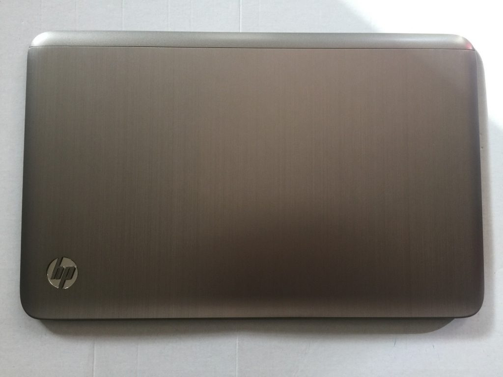 Vỏ Laptop HP DV6-6000 (A Mặt Nắp Có Logo)