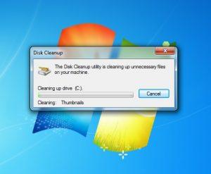 [Disk Cleanup] Dọn Rác Windows 7/8/10 Đơn Giản