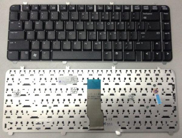 Ban-Phim-Laptop-HP-Pavilion-Dv5-1000-Dv5-1100-Dv5-1200-Dv5-1300-(Ðen)