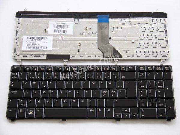Ban-Phim-Laptop-HP-Pavilion-Dv7-1100-Dv7-2000-(Ðen)