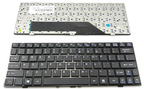 Ban-Phim-Laptop-MSI-U160-U135-den