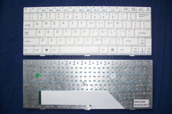 Ban-Phim-Laptop-MSI-U160-U135-trang