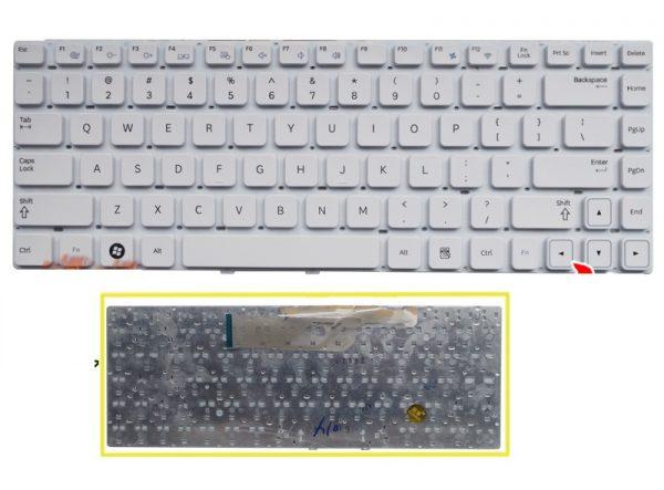 Ban-Phim-Laptop-Samsung-300V4A-NP300V4A-mau-trang