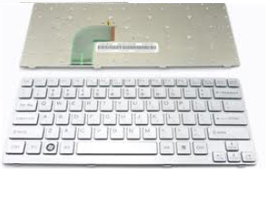 Ban-Phim-Laptop-Sony-Sve141-Mau-Trang