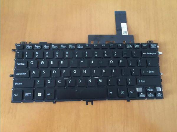 Ban-Phim-Laptop-Sony-Svp11-Mau-Den-Co-Den-Co-Khung