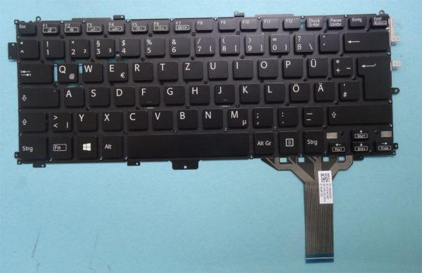 Ban-Phim-Laptop-Sony-Svp13-Mau-Den-Co-Den-Co-Khung