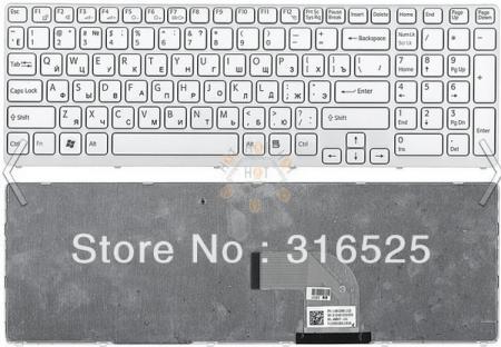 Ban-Phim-Laptop-Sony-Vaio-Sve15-Mau-Trang