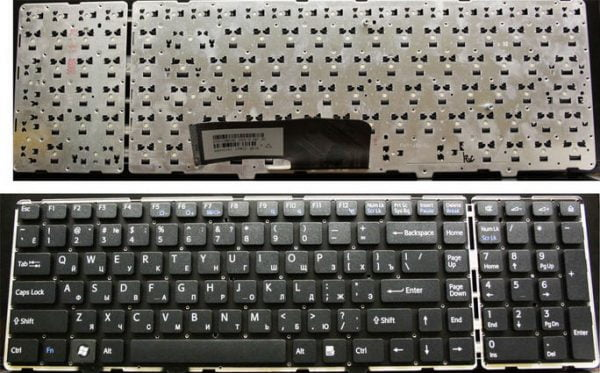 Ban-Phim-Laptop-Sony-Vgn-Aw-Mau-Den-Co-Khung