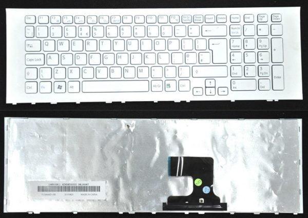 Ban-Phim-Laptop-Sony-Vpc-Ef-Series-Mau-Trang