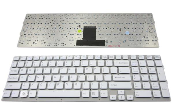 Ban-Phim-Laptop-Sony-Vpc-eb-Series-Mau-Trang-Co-Khung